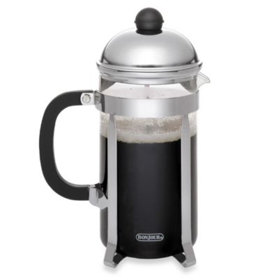 BonJour® Chambord 3-Cup Coffee Press