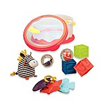 B Wee B Ready 8-Piece Drum Activity Box