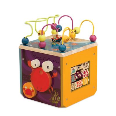 B. Underwater Zoo Activity Cube
