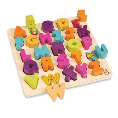 Activity > B. Alpha B. Tical Puzzle