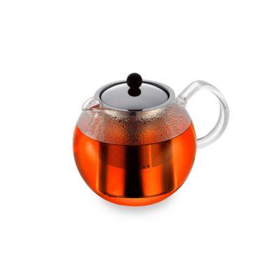 Bodum® Assam 4-Cup Glass Tea Maker