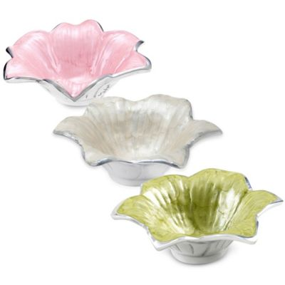 Julia Knight® Flowers Lily 4-Inch Bowl in Pink Ice