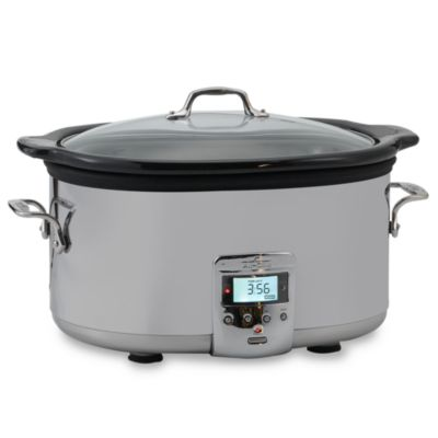 All-Clad 6.5-Quart Electric Slow Cooker