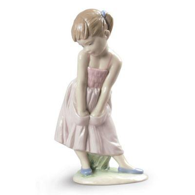 Lladro Sweet Shyness Figurine