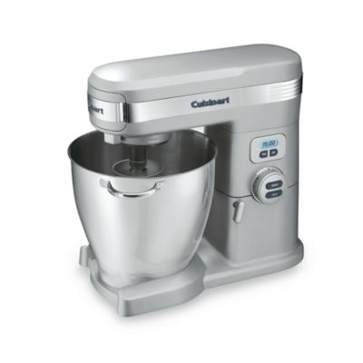 Cuisinart® 7-Quart Brushed Chrome Stand Mixer