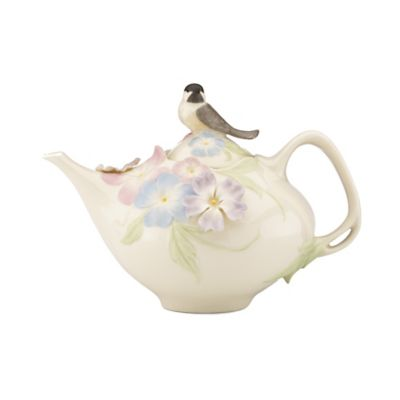 Lenox® Blossoms and Birds™ Teapot