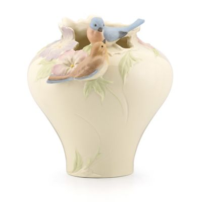Lenox® Blossoms and Birds™ 9.25-Inch Vase
