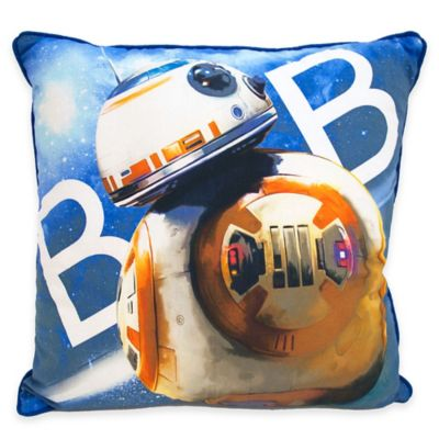 "Star Wars™ ""Episode VII: The Force Awakens"" BB-8 Throw Pillow"