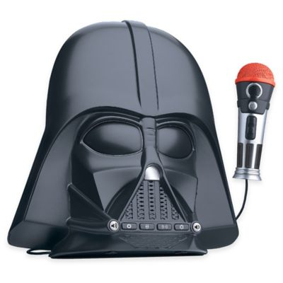 Star Wars™ Darth Vader™ Voice-Changing Boombox