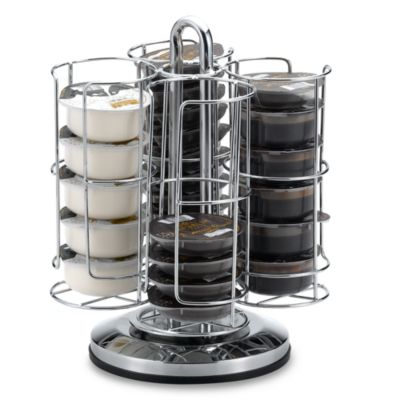Tassimo™ T DISC Carousel in Chrome