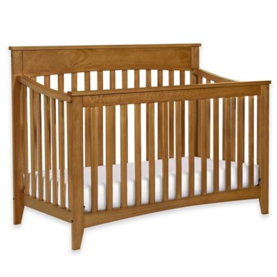 DaVinci Grove 4-in-1 Convertible Crib in Chestnut