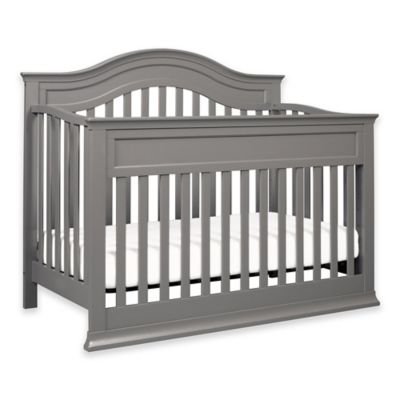 DaVinci Brook 4-in-1 Convertible Crib in Slate
