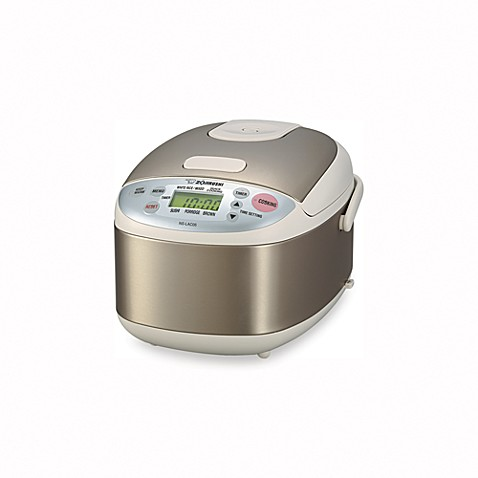 Micom 3-Cup Capacity Rice Cooker