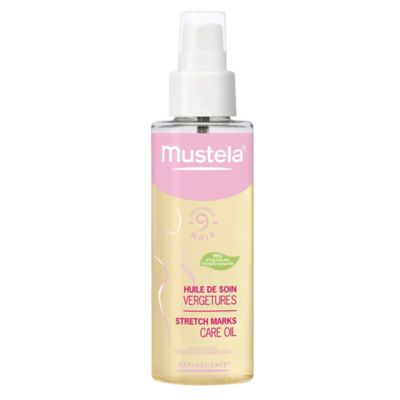Mustela® 3.54 oz Stretch Marks Care Oil