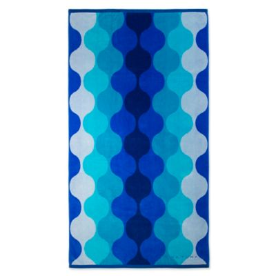 Trina Turk® Hermosa Yarn Dyed Jacquard Beach Towel