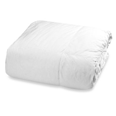 Claritin™ Anti-Allergen ClearLoft™ Goose Down Full/Queen Comforter in White