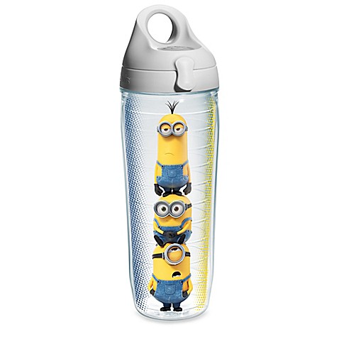 Tervis 174 Minions Stack 24 Oz Water Bottle With Lid Www