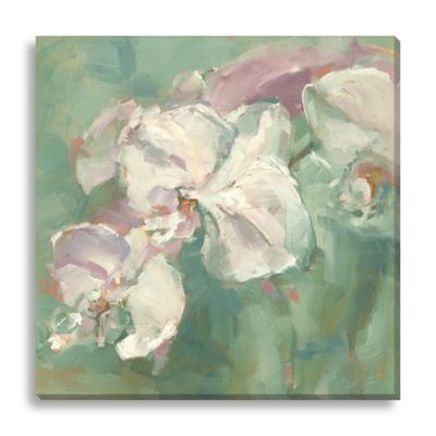 Blossoms by Suzanne Stewart Large Canvas Wall Art
