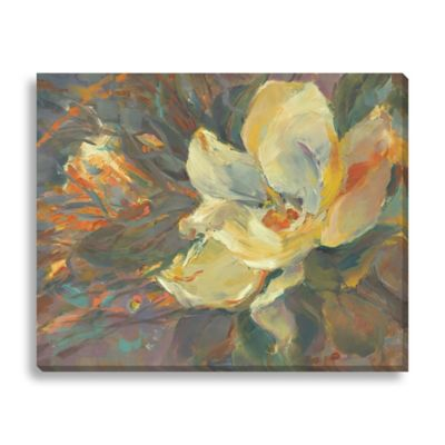 Magnolia I by Suzanne Stewart Large Canvas Wall Art