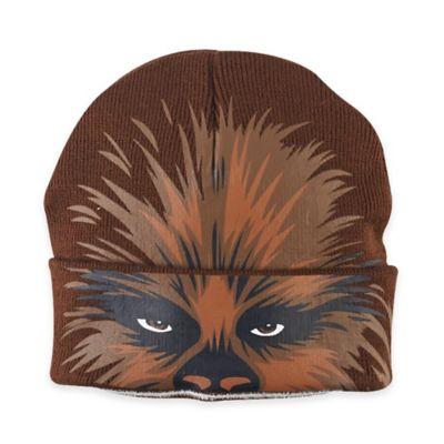 Star Wars™ Flip-Down Chewie Mask Hat in Brown