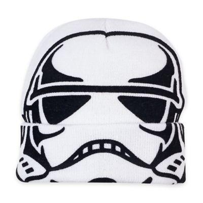 Star Wars™ Flip-Down Stormtrooper Mask Hat in White