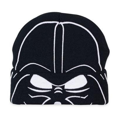 Star Wars™ Flip-Down Darth Vader Mask Hat in Black