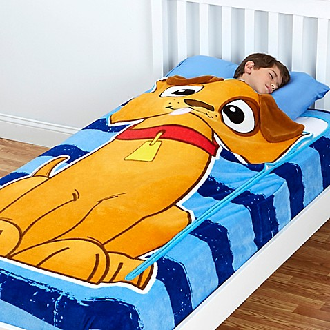 Buy Zippysack Puppy Twin Fitted Blanket From Bed Bath