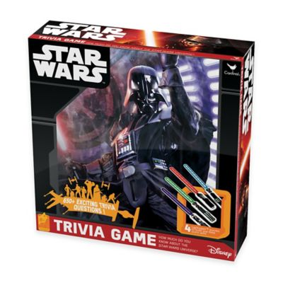 Star Wars® Classic Trivia Game