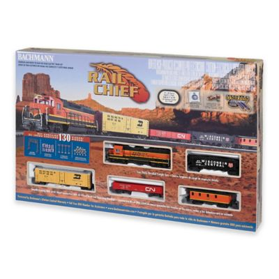 Bachmann Trains Rail Chief HO Scale Electric Train Set