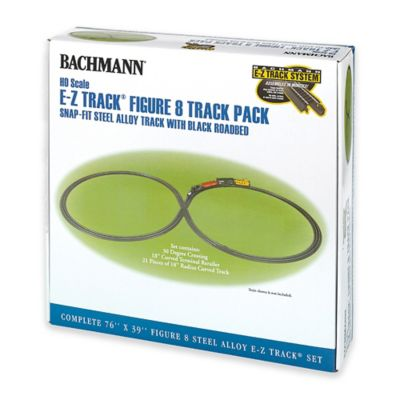 Bachmann Trains E-Z Track® Figure 8 Track Pack HO Scale
