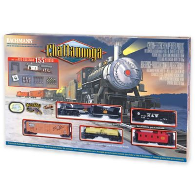 Chattanooga HO Scale Ready Run Electric Train Set