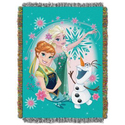 Disney® Frozen Fever Tapestry Throw
