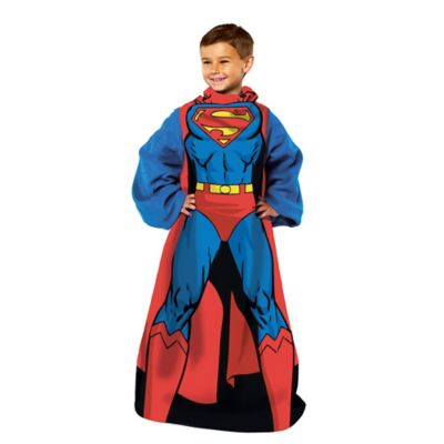 Warner Bros® Being Superman Children's Comfy Throw™ by The Northwest Company