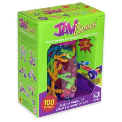 Jawbones 100-Piece Construction Toy Set