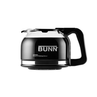 Bunn® Drip-Free Glass Replacement Coffee Carafe
