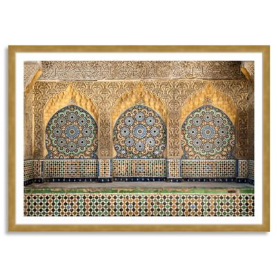 Tangier Morocco Large Photographic Wall Art