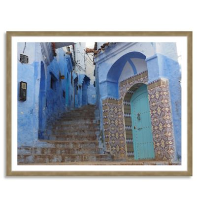 Chefchaouen Large Photographic Wall Art
