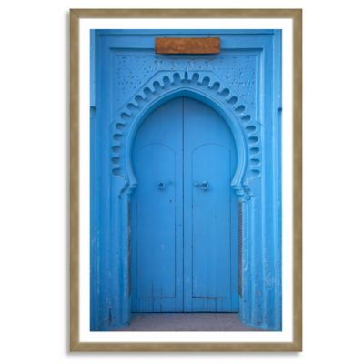 Chefchaouen Town in Morocco Extra-Large Photographic Wall Art