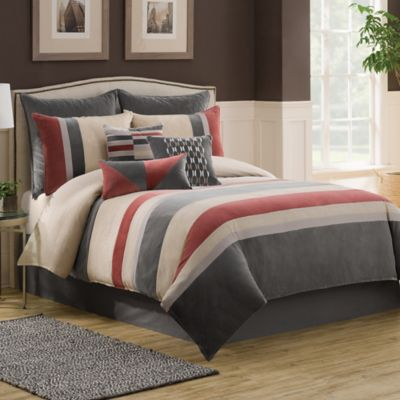 Bridge Street Winslow King Comforter Set