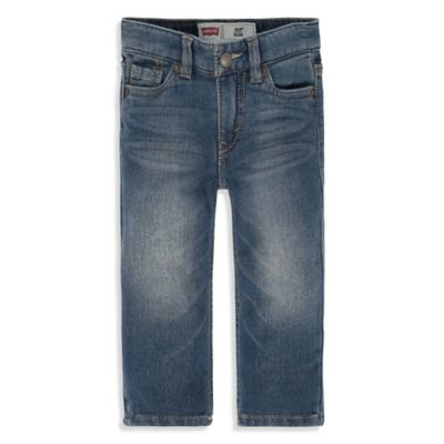 Levi's® Size 12M Waverly Knit Jeans in Blue
