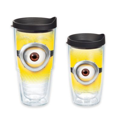 Tervis® Minions Goggles 24 oz. Wrap Water Bottle with Lid