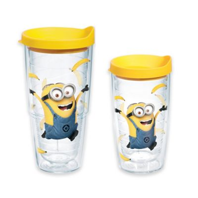Tervis® Minions Banana 16 oz. Wrap Tumbler with Lid