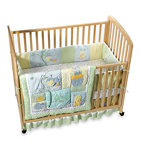kidsline™ Snug as a Bug 6-Piece Crib Bedding Set