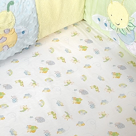 Kids Line™ Snug as a Bug Crib Sheet