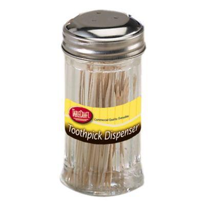 Glass Toothpick Dispenser