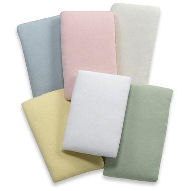 Baby Bedding > kidsline™ Jersey Knit 100% Cotton Cradle Sheets