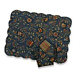 Wakefield Quilted Placemat and Napkin