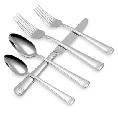 Notting Hill Flatware 5-Piece Place Setting