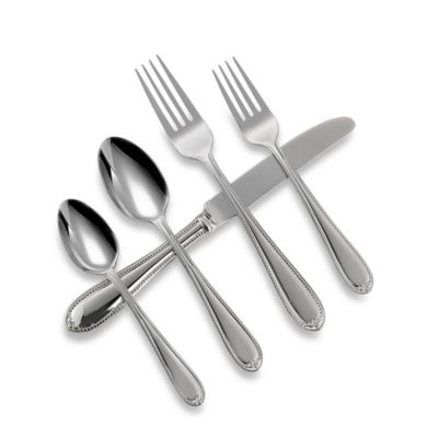 Wedgwood® Knightsbridge Flatware 5-Piece Place Setting