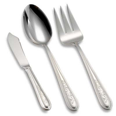 Lenox® Opal Innocence™ 3-Piece Serving Set